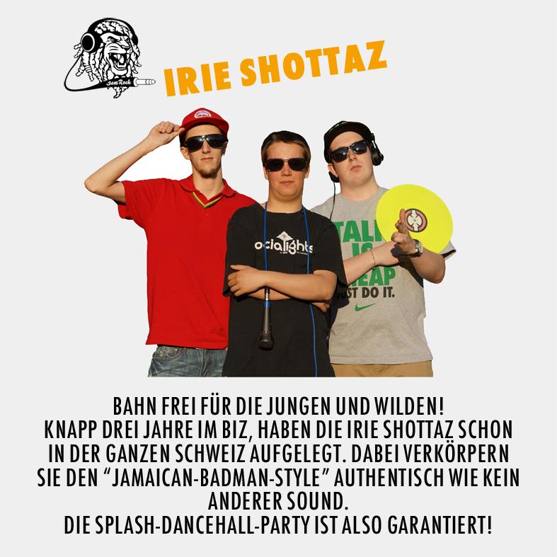 irie shootaz infos tino